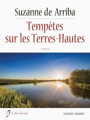 cover image of Tempêtes sur les Terres-Hautes