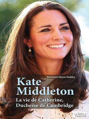 cover image of Kate Middleton