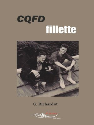 cover image of CQFD, fillette