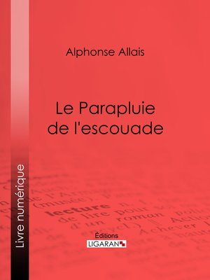 cover image of Le Parapluie de l'escouade
