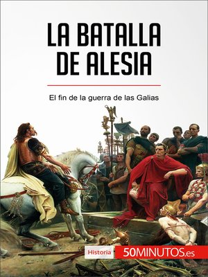 cover image of La batalla de Alesia