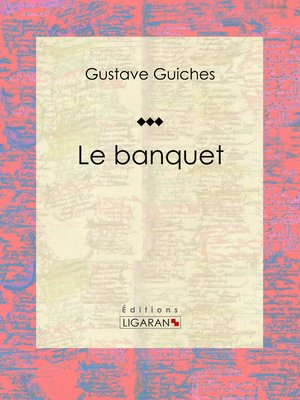 cover image of Le Banquet