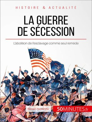 cover image of La guerre de Sécession