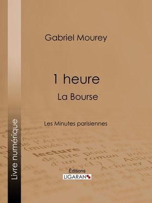 cover image of 1 heure