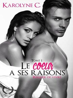 cover image of Risquer de vivre