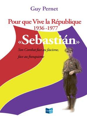 cover image of Sebastián