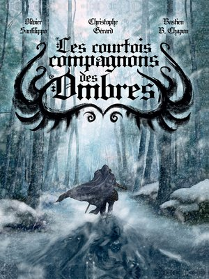 cover image of Les courtois compagnons des ombres