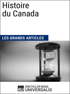 cover image of Histoire du Canada