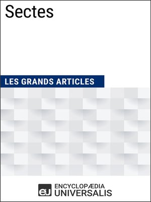 cover image of Sectes