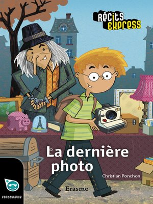 cover image of La dernière photo