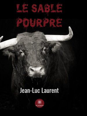 cover image of Le sable pourpre