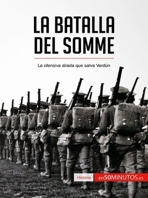 cover image of La batalla del Somme