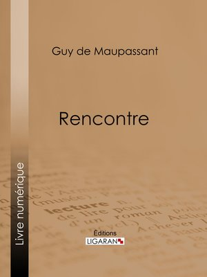 cover image of Rencontre