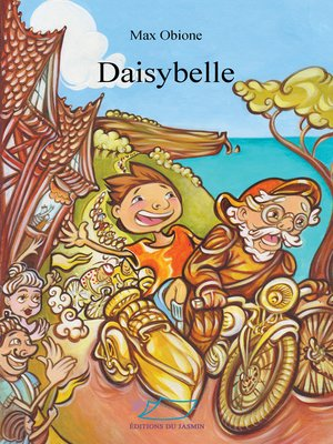 cover image of Daisybelle