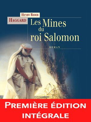 cover image of Les Mines du roi Salomon