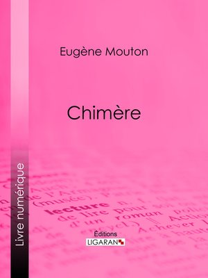 cover image of Chimère