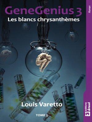 cover image of Les blancs chrysanthèmes