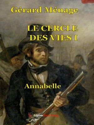 cover image of Le cercle des vies tome 1