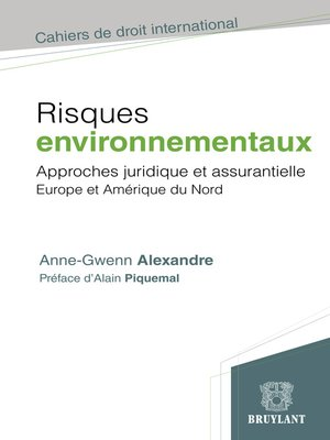 cover image of Risques environnementaux