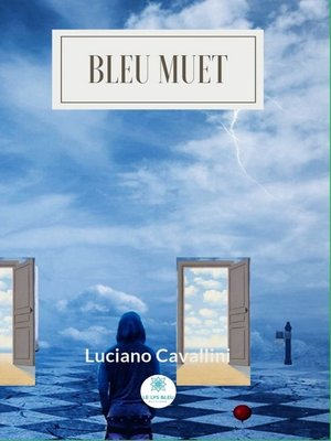 cover image of Bleu muet