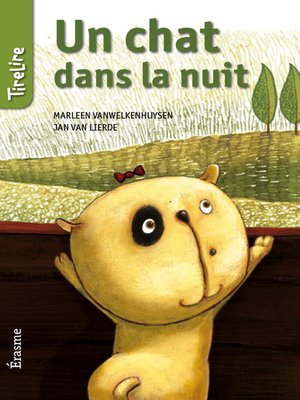 cover image of Un chat dans la nuit