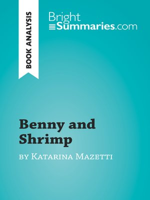 cover image of Benny and Shrimp by Katarina Mazetti (Book Analysis)