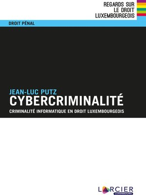 cover image of Cybercriminalité