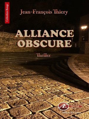 cover image of Alliance obscure