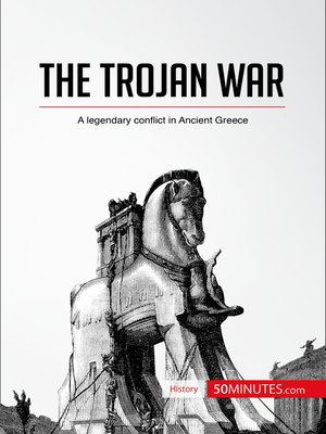 cover image of The Trojan War