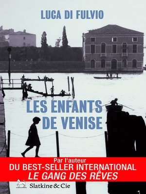 cover image of Les enfants de Venise