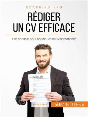 cover image of Rédiger un CV efficace