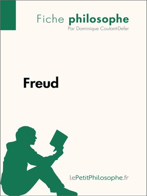 cover image of Freud--Fiche philosophe