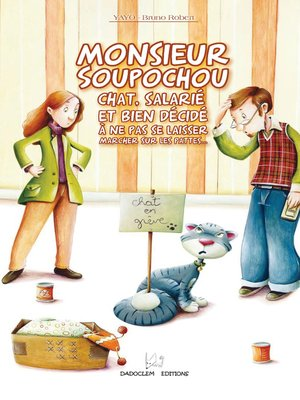 cover image of Monsieur Soupochou