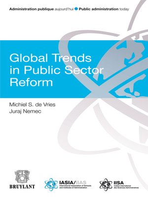cover image of Global Trends in Public Sector Reform