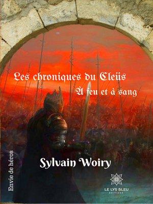 cover image of A feu et à sang