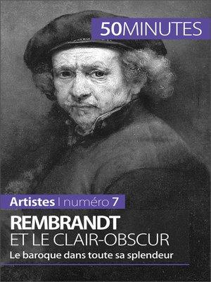 cover image of Rembrandt et le clair-obscur