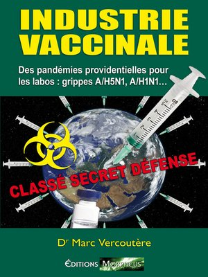cover image of Industrie Vaccinale