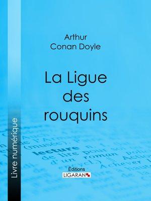 cover image of La Ligue des rouquins