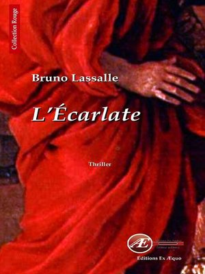 cover image of L'Écarlate