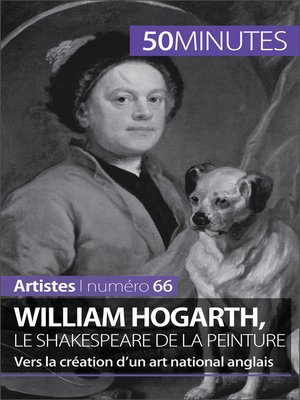 cover image of William Hogarth, le Shakespeare de la peinture