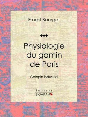cover image of Physiologie du gamin de Paris