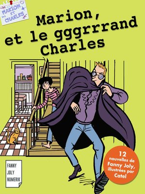 cover image of Marion et le gggrrrand Charles