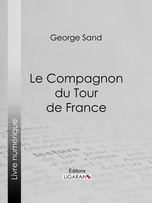 cover image of Le Compagnon du Tour de France
