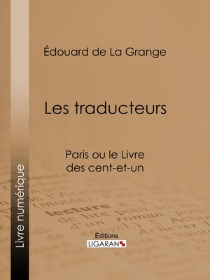 cover image of Les traducteurs