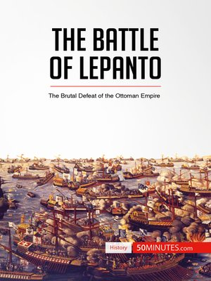 cover image of The Battle of Lepanto