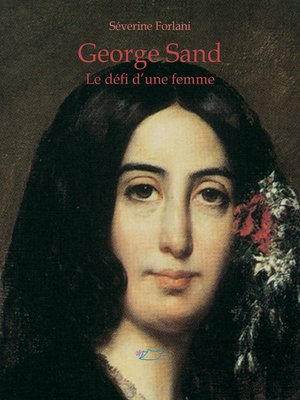 cover image of George Sand