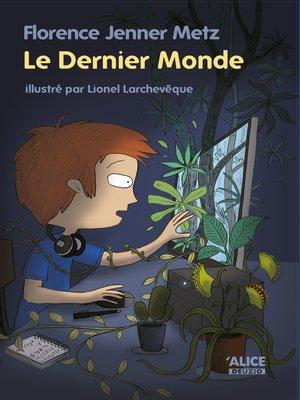cover image of Le Dernier Monde