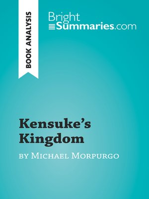 cover image of Kensuke's Kingdom by Michael Morpurgo (Book Analysis)