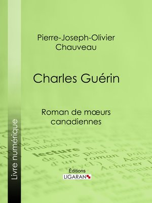 cover image of Charles Guérin