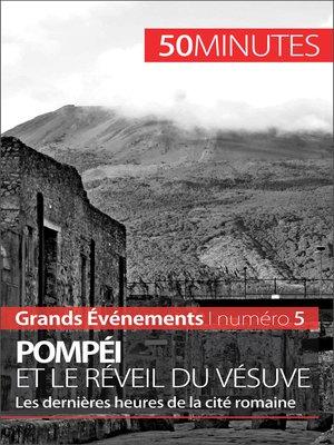 cover image of Pompéi et le réveil du Vésuve